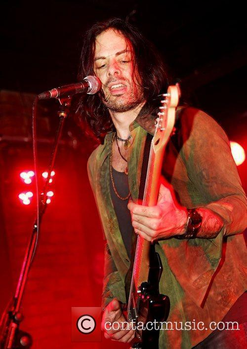 Richie Kotzen performing at Liverpool O2 Academy