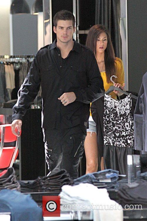 Rick Malambri and Lisa Mae