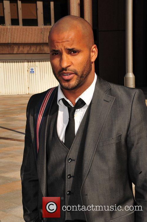 Ricky Whittle and Hollyoaks 4