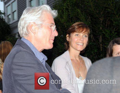 Richard Gere and Carey Lowell 7