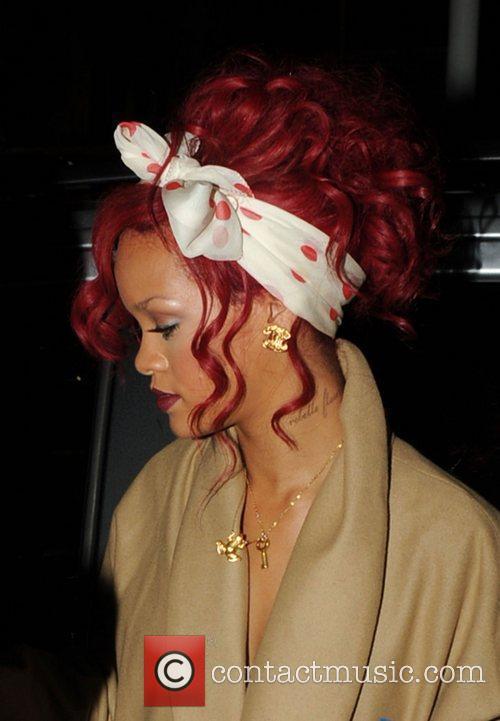 Rihanna and Lights 4