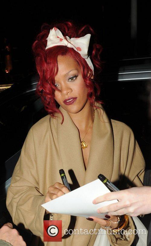 Rihanna and Lights 6
