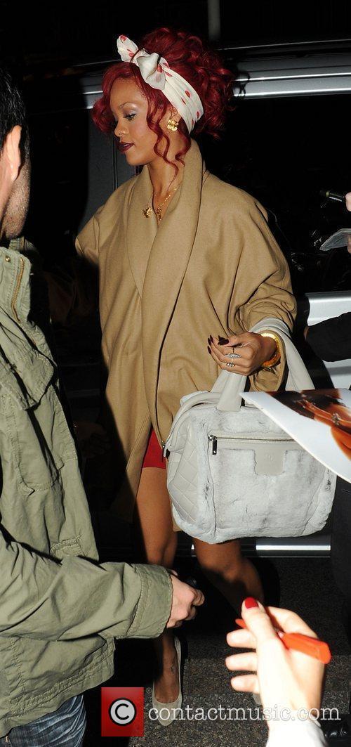 Rihanna and Lights 3