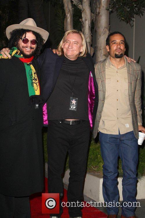 Ben Harper and Ringo Starr 2