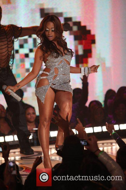 BET's Rip The Runway 2010 held at the...