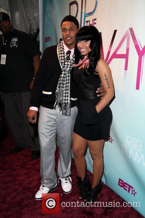Pooch Hall and Nicki Minaj  BET's Rip...