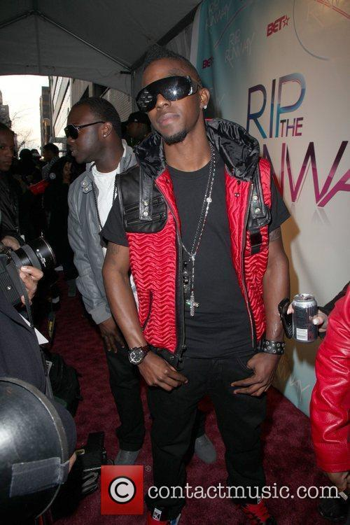 Roscoe Dash  BET's Rip The Runway 2010...