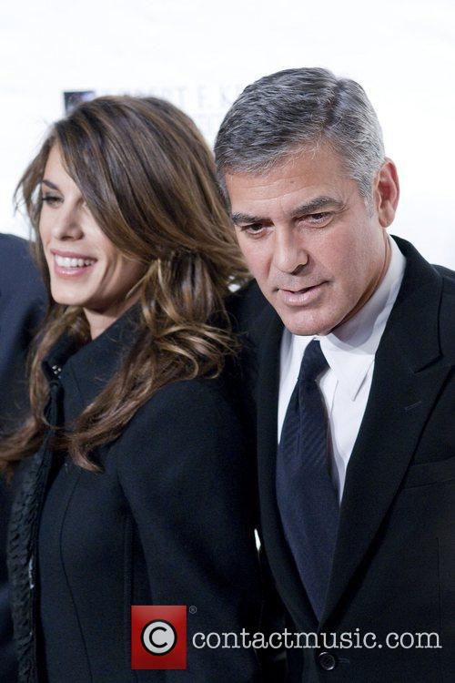 Elisabetta Canalis, George Clooney, Justice and Robert F Kennedy 3