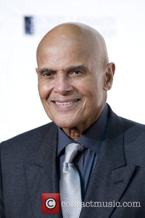 Harry Belafonte at the Robert F. Kennedy Center...