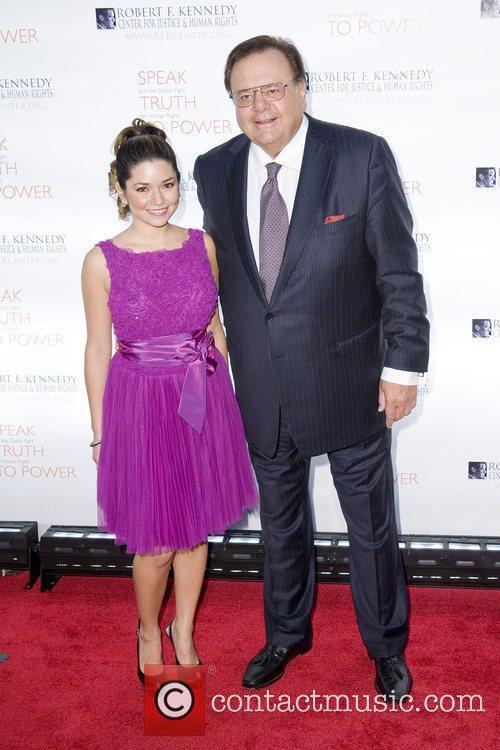 Karen Koeninberg and Paul Servino at the Robert...