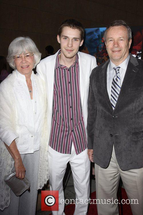 Brendan Moriarty and Mr and Mrs Moriarty 'The...