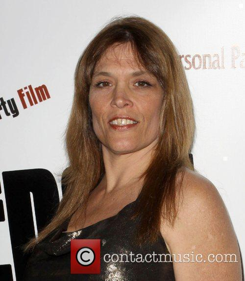 Calista Carradine 'The Road To Freedom' Premiere held...