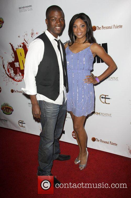 Cedric Sanders and Tiffany Hines 'The Road To...