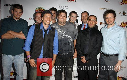 Director Brendan Moriarty, Jareb Dauplaise and Guests 'The...