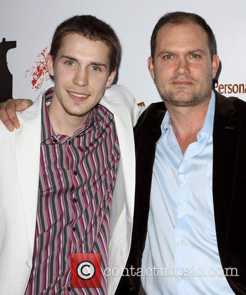 Director Brendan Moriarty and Producer Blu De Golyer...