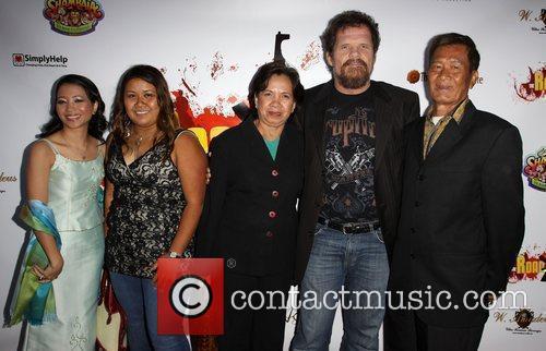 Kanilen Kang, Tom Proctor and Family 'The Road...