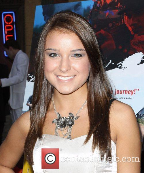 Madisen Hill 'The Road To Freedom' Premiere held...