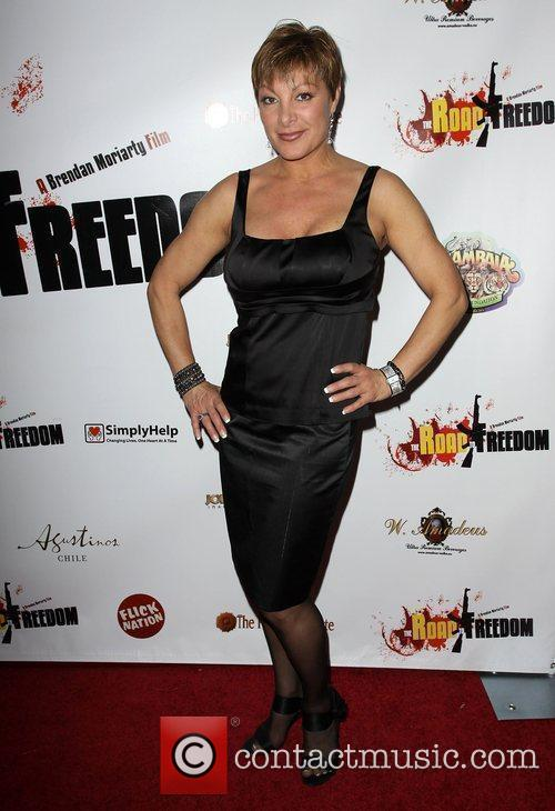 Mimi Lesseos 'The Road To Freedom' Premiere held...