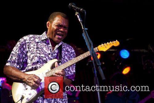 Robert Cray performing live at B.B. King Blues...