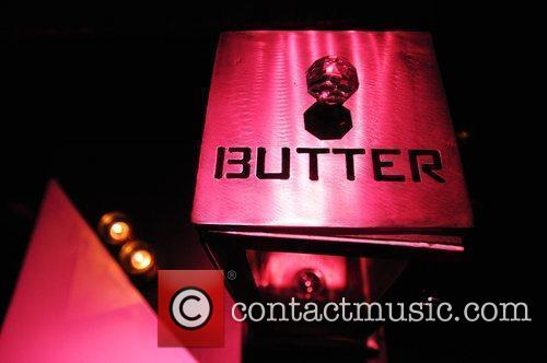 Butter interior Robin Thicke's Concert After-Party at Butter...