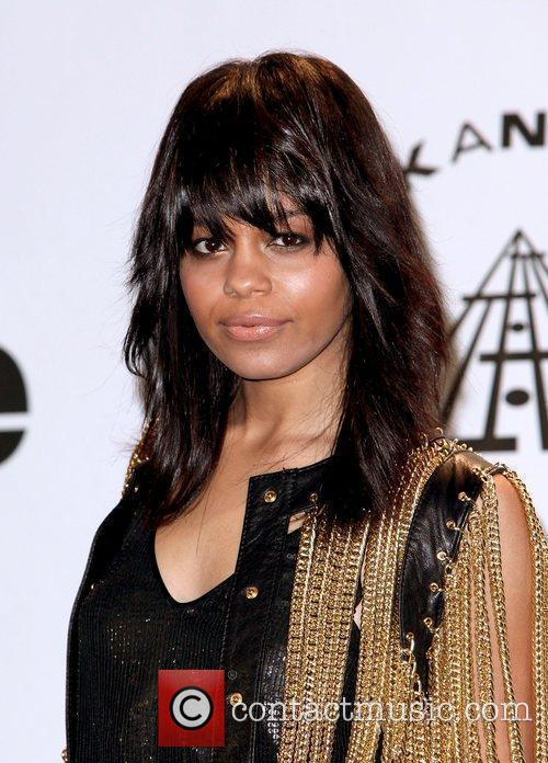 Fefe Dobson and Rock And Roll Hall Of Fame 2