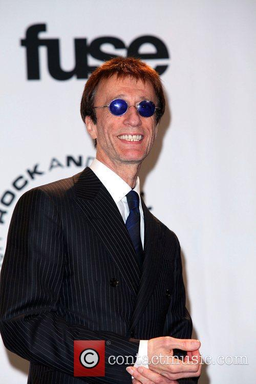 Robin Gibb, Bee Gees and Rock And Roll Hall Of Fame 2