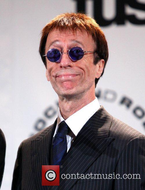 Robin Gibb, Bee Gees and Rock And Roll Hall Of Fame 1