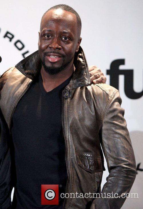 Wyclef Jean and Rock And Roll Hall Of Fame 1