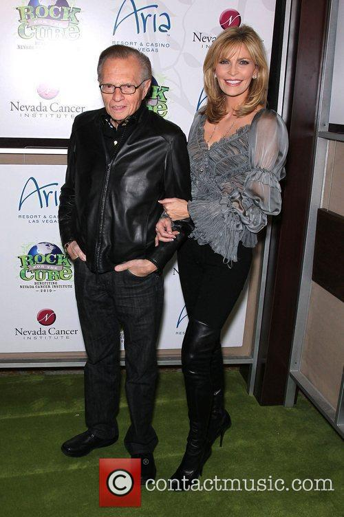 Larry King, Eva Longoria, Las Vegas, Shawn King and The Cure 7