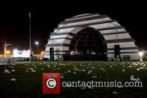 Rock in Rio Festival at El Campillo -...