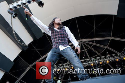 NuSoulFamily performing at Rock In Rio Lisboa 2010...