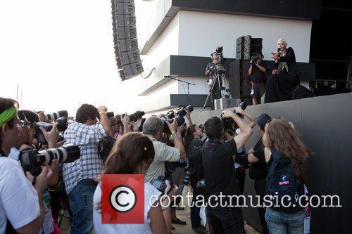 Tim and Mariza Rock in Rio Lisboa in...
