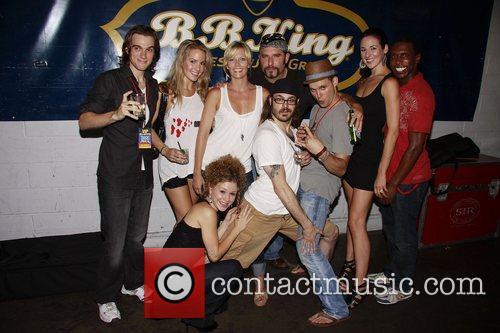 Justin Matthew Sargent, Katie Webber, Jenifer Foote, Adam...