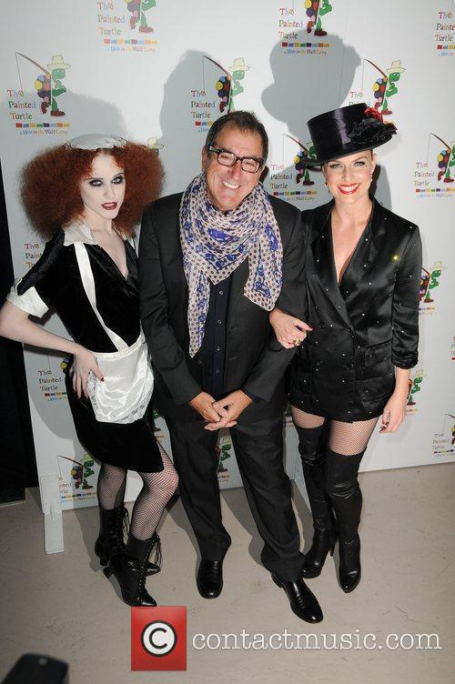 Melora Hardin, Evan Rachel Wood, Kenny Ortega and Rocky Horror Picture Show 3
