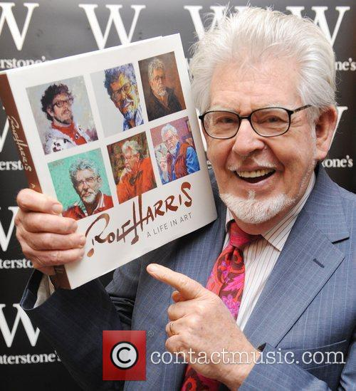 Rolf Harris and Kent 4