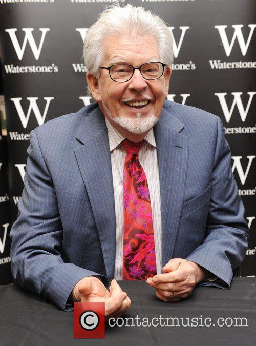 Rolf Harris and Kent 5
