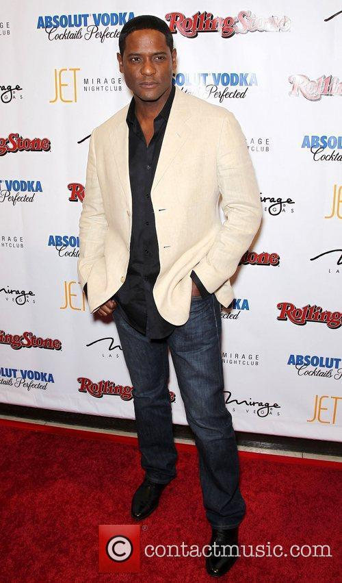 Blair Underwood Rolling Stone Hot Party at Jet...
