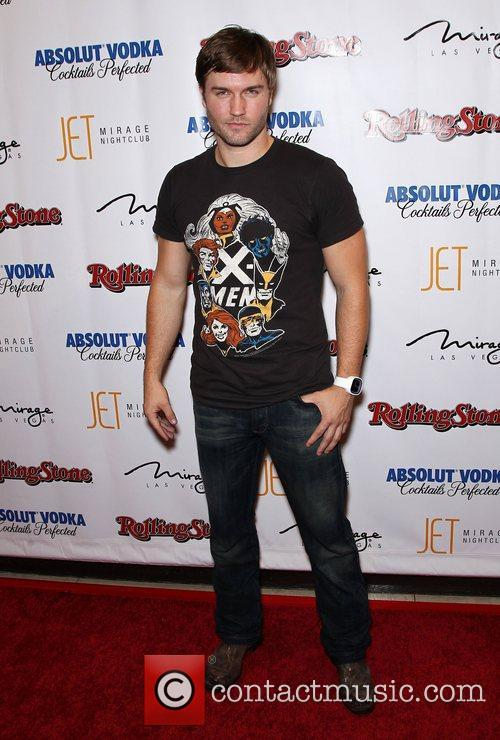 Scott Porter, Las Vegas and Rolling Stones 2