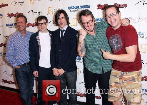 Weezer Rolling Stone Hot Party at Jet Nightclub...