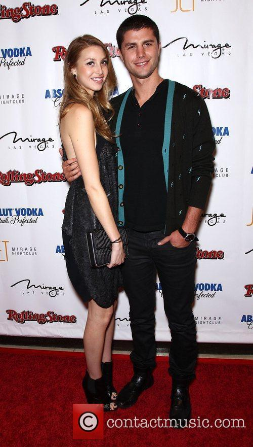 Whitney Port and Ben Nemtin Rolling Stone Hot...