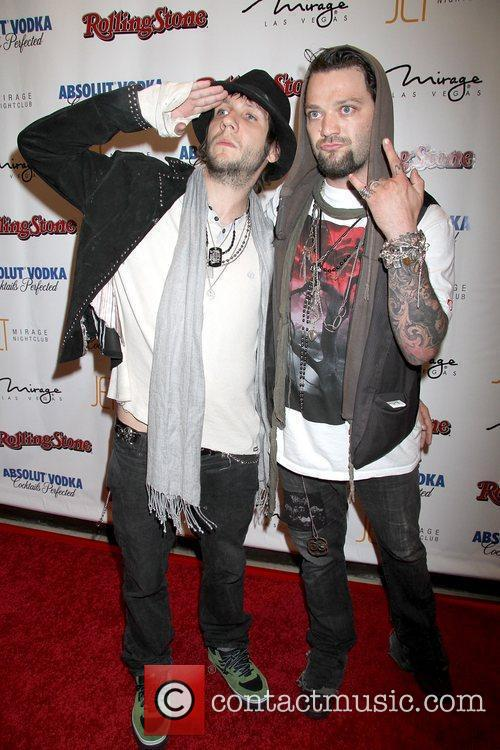 Brandon Novak and Bam Margera Rolling Stone Hot...
