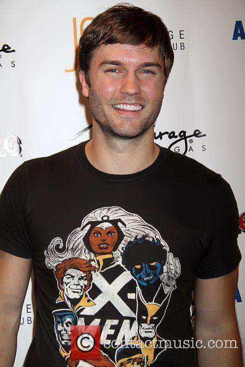 Scott Porter, Las Vegas and Rolling Stones 1