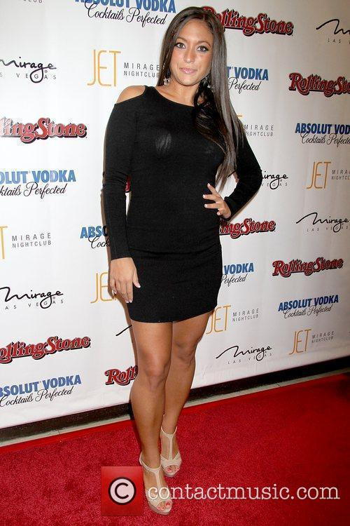 Sammi Giancola from MTV's 'Jersey Shore' Rolling Stone...
