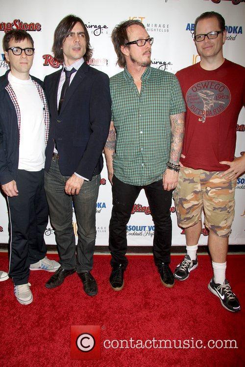 Weezer, Las Vegas and Rolling Stones 1