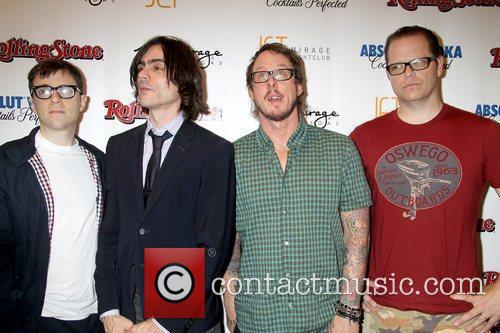 Weezer, Las Vegas and Rolling Stones 3