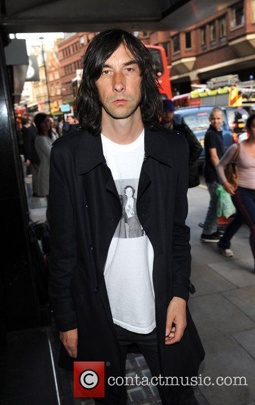 Bobby Gillespie and Rolling Stones 1
