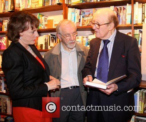 Esther Rantzen, Andrew Sachs and Ron Moody...