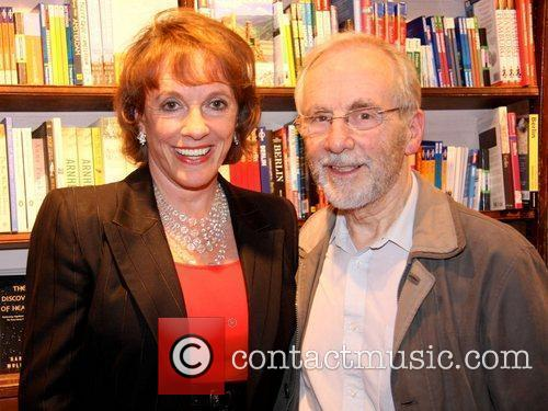 Esther Rantzen and Andrew Sachs  Ron Moody...
