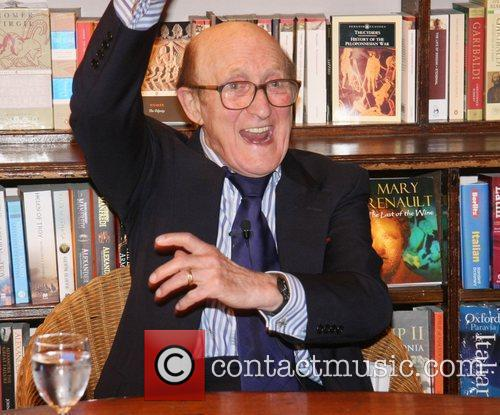 Ron Moody  Ron Moody attends a book...
