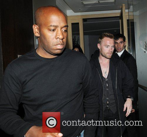 Ronan Keating, Nobu London